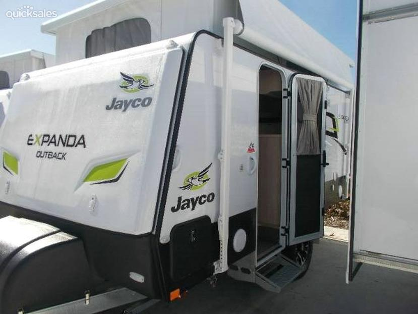 Model The Jayco Expanda Is The Epitome Of The Later  Cycle Batteries Were All Opted For To Help With Those Remote Stopovers The120 Watt Roof Mounted Solar Panel Is A Standard Fitment And Much Appreciated To Help Keep The Battery Bank Charged