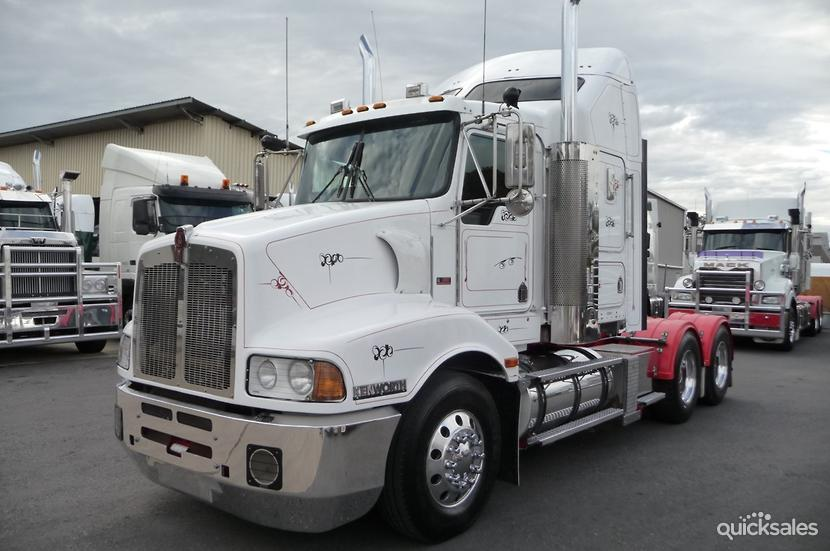 2009 Kenworth T402 Quicksales Com Au Item 1000469772