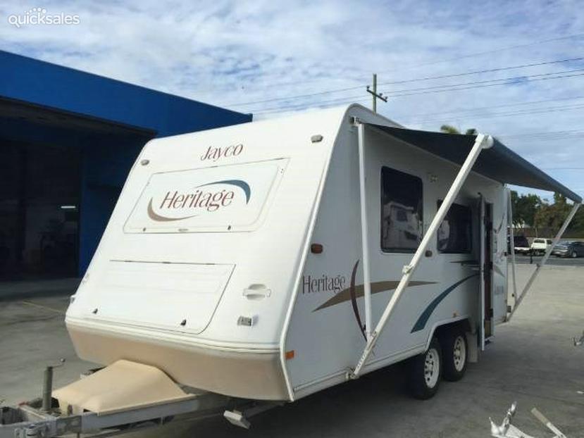 Simple 2010 Jayco Sterling  Caravan Camping Sales