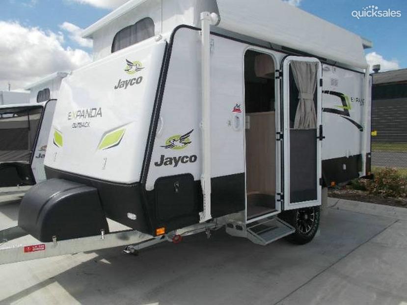 Unique 2015 Jayco Expanda  Quicksalescomau Item 1000466873