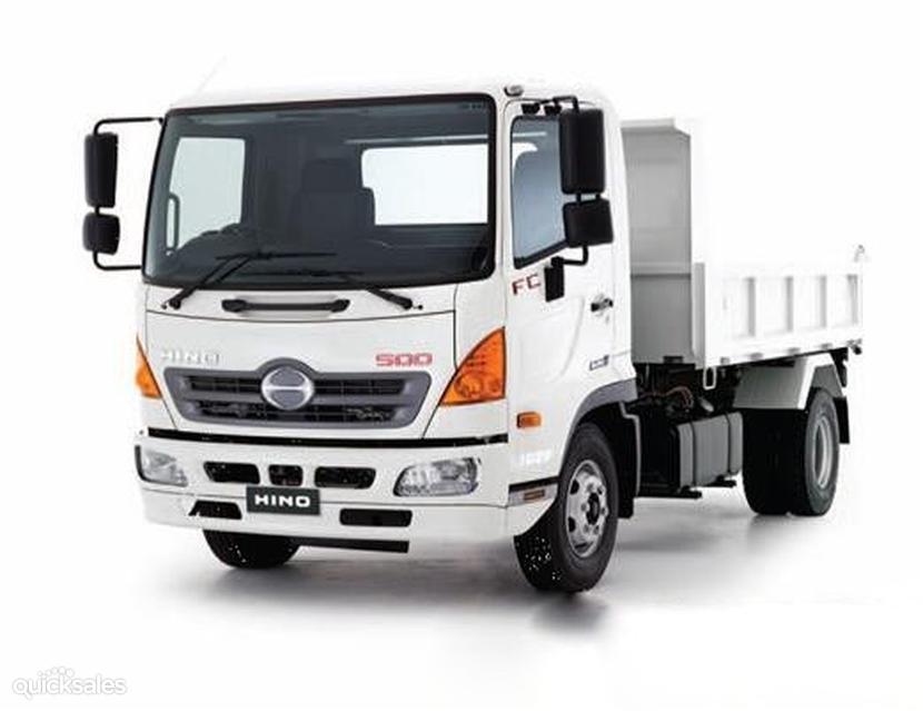 2015 Hino Fc 1022-500 Series 1022 Tipper | quicksales.com ...