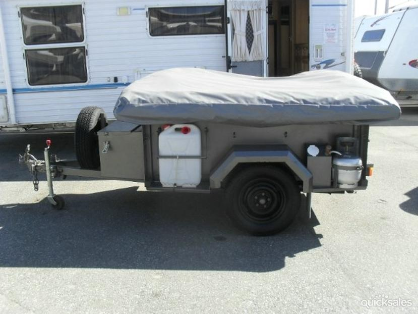 Popular Little Fox Teardrop Camper  Of People From Australia And Around The World, Learning How To Live Large In Small Places, Visit Us At WwwFacebookcomTinyHousesAustralia Learn More About Our Simplest And Most Affordable Teardrop Trailer