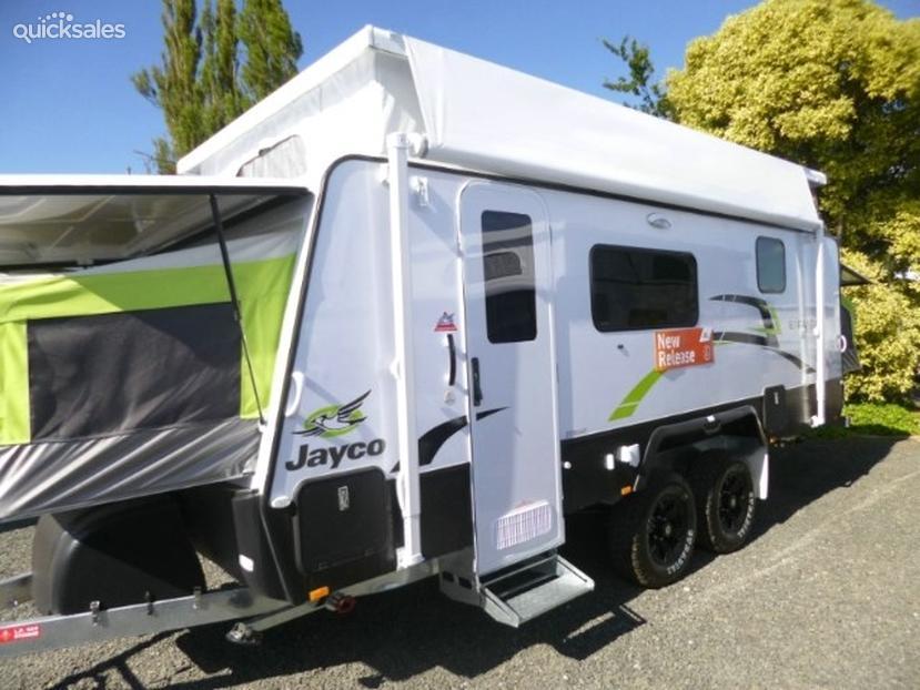 Elegant 2013 Jayco Outback Expanda Triple Bunk Caravans In New South Wales
