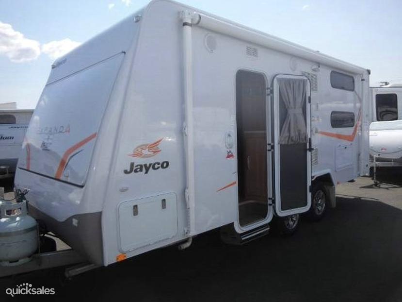 Excellent 2015 Jayco Expanda  Quicksalescomau Item 1000048601