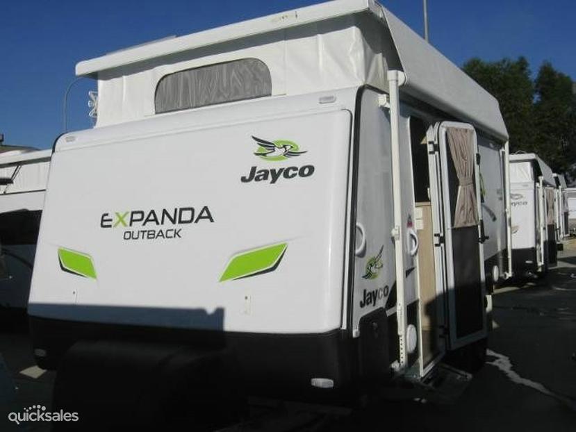 Wonderful Jayco Expanda 16492 HL BUNK BED MODEL For Sale In