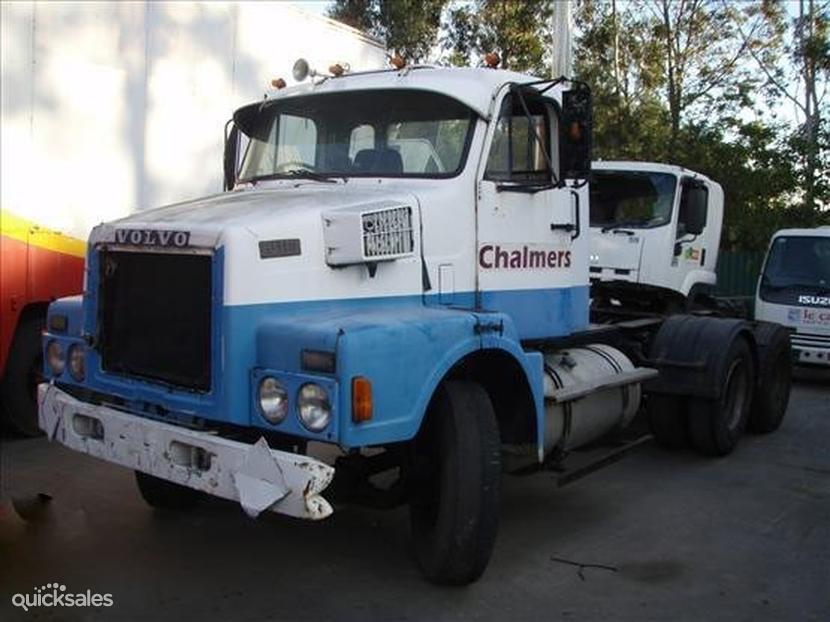 1988 Volvo N10 Quicksales Com Au Item 1000456481