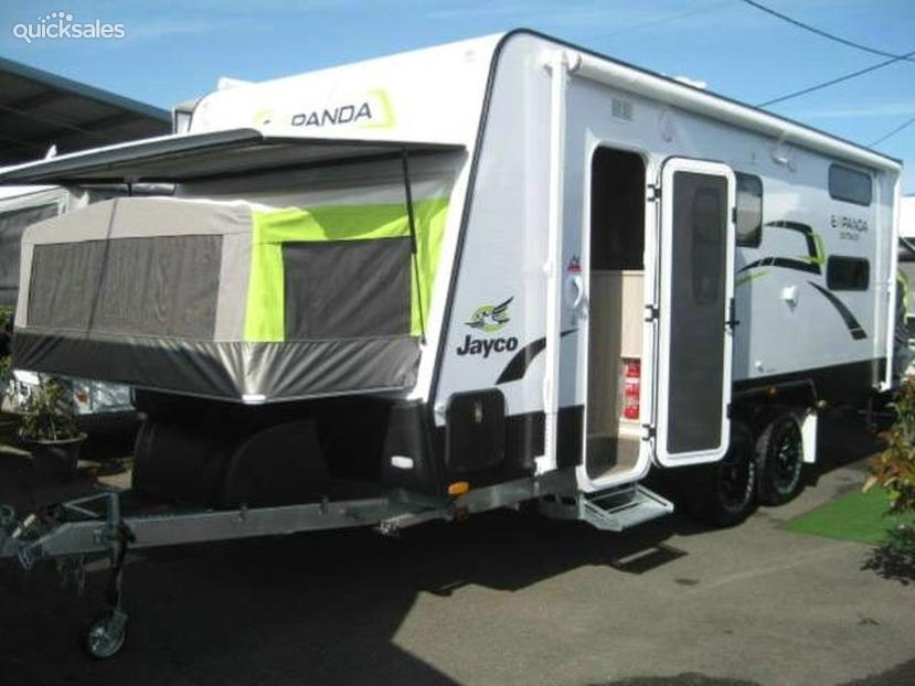 New 2010 Jayco Expanda  Quicksalescomau Item 1000284390