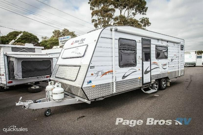 Awesome New NEW AGE OZ20E OZ CLASSIC Caravans For Sale
