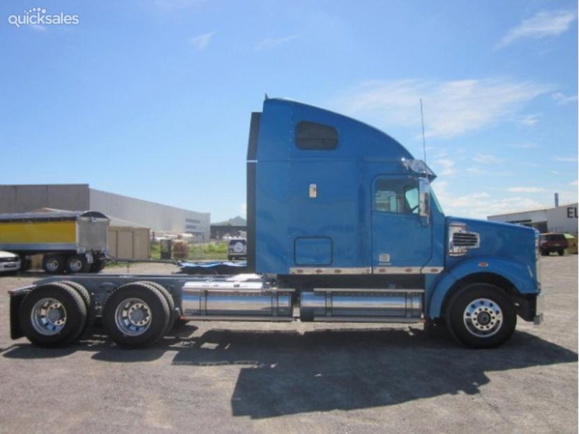 2014 freightliner coronado item 1000487033 for Table 52 townsville