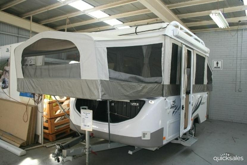 Lastest Re Nab39s 2005 Jayco Dove  Interior Rehash