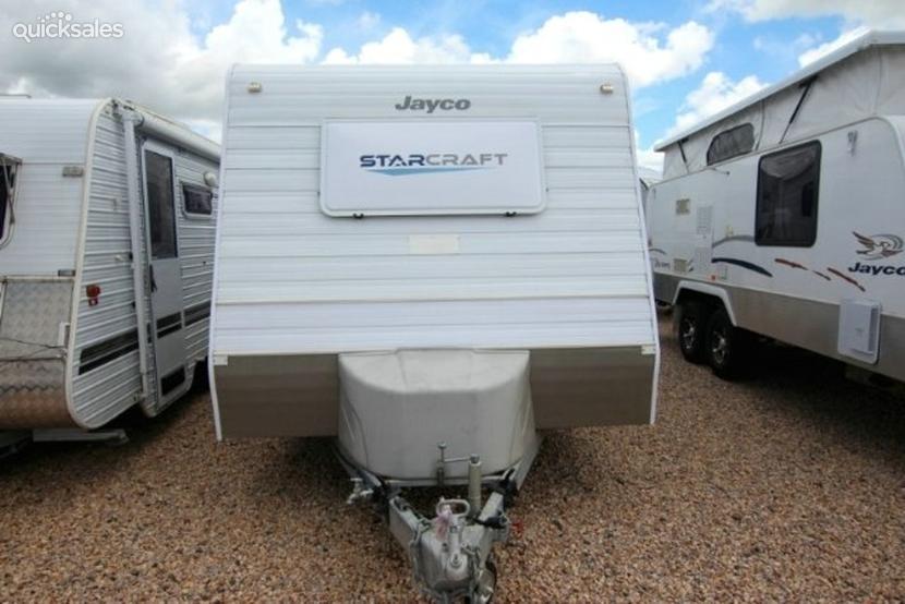 Beautiful Jayco Freedom Caravan For Sale QLD Toowoomba Jayco Freedom Caravan For
