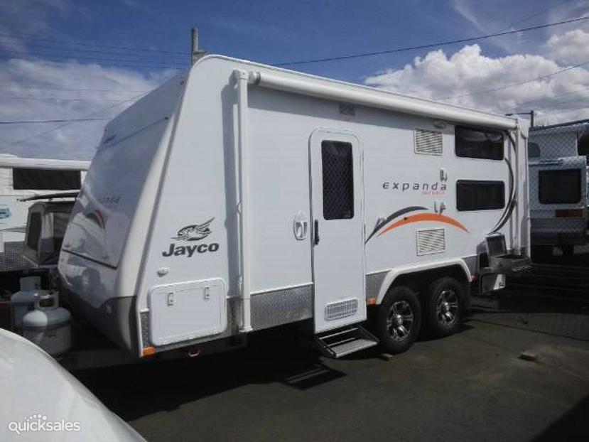 Creative JAYCO 90 Series 1739 For Sale In MOONAH Tasmania Classified