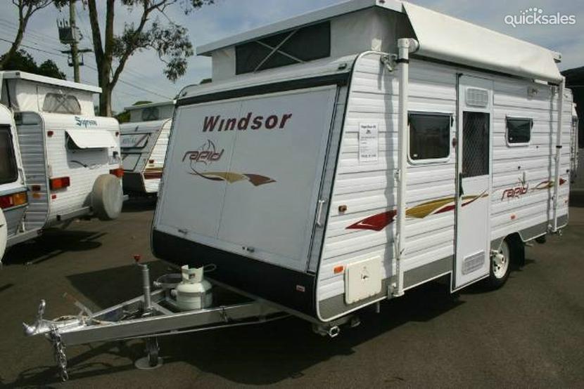 Amazing 1988 Windsor Windcheater PopTop Caravan  AUD 1000000  PicClick AU