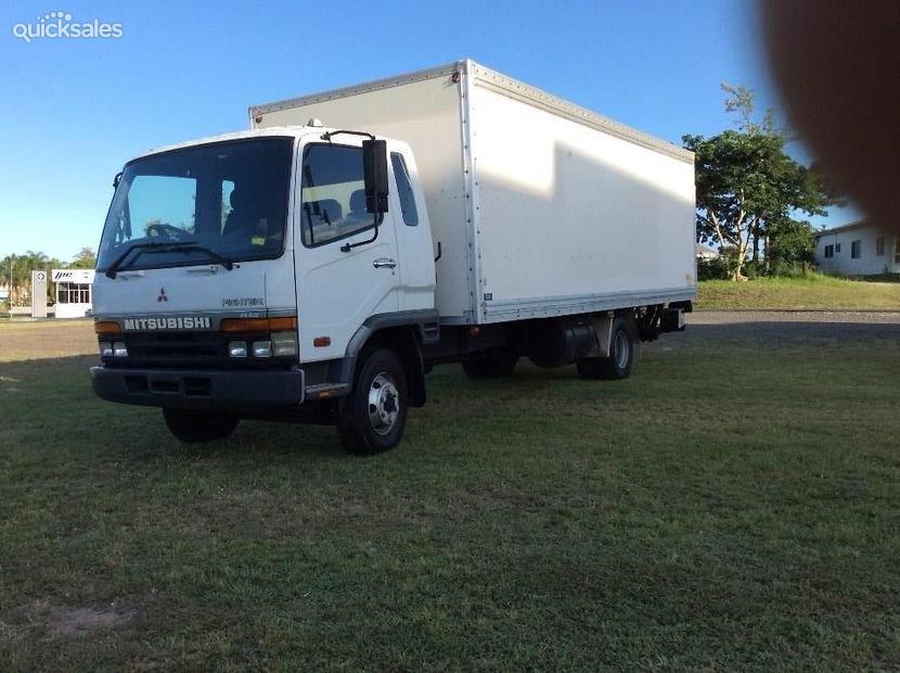 1999 Mitsubishi Fk 600 Quicksales Com Au Item 1000532617