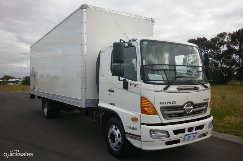 2011 Hino 500 Fe1426 Air Xlwb Quicksales Com Au Item