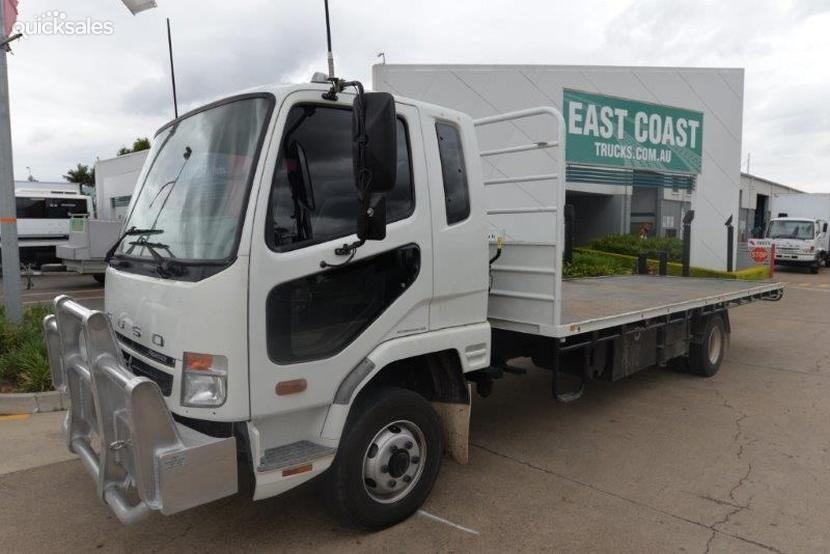 2008 Mitsubishi Fuso Fighter Fk600 quicksalescomau  : gc4654223467611910410 from quicksales.com.au size 830 x 554 jpeg 41kB