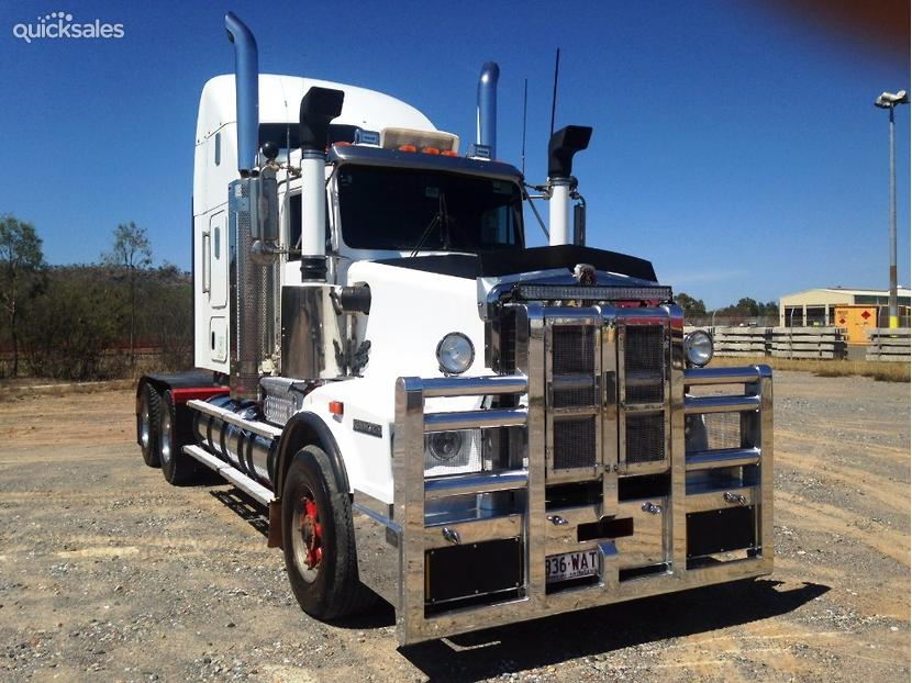 2011 kenworth t659 item 1000309447 for Table 52 townsville
