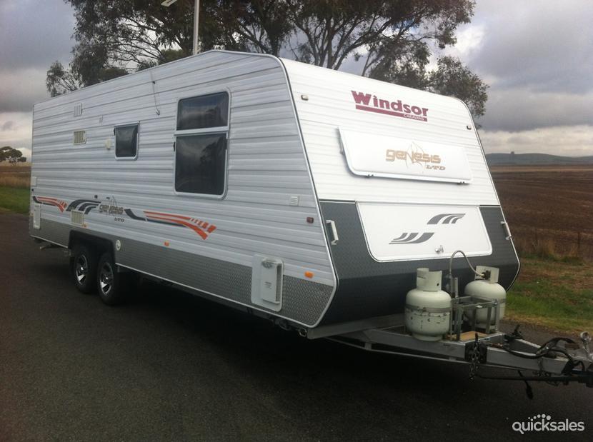 2010 Windsor Genesis Gc705s Quicksales Com Au Item
