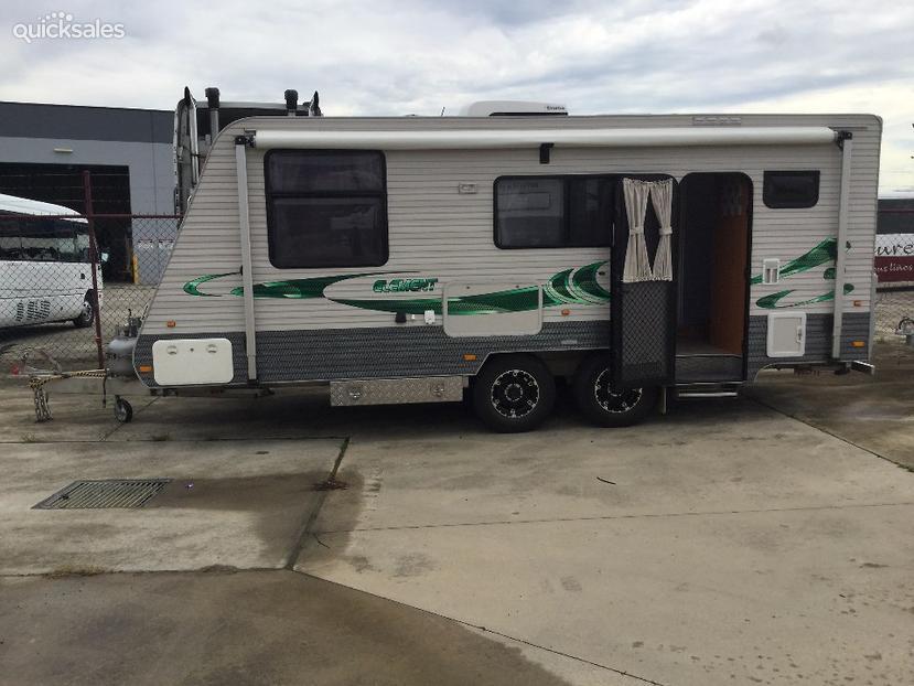 Amazing 2014 Coromal Element 696 Bundaberg  Caravan And Camping Hire AUS