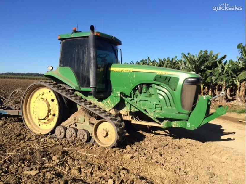 Tractor Challenger 377 : John deere t quicksales item