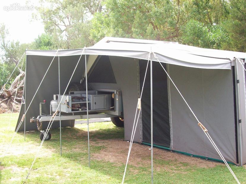 Elegant Archive Big Camping Trailer Waverley  Olxcoza