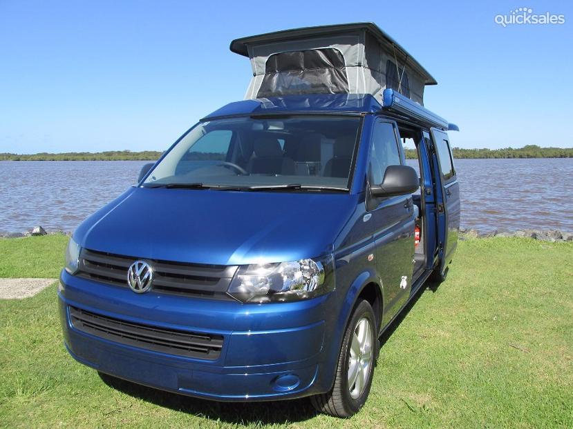 Frontline Auto Sales >> 2015 Frontline Camper Conversions Vw T5 4 Motion Adventurer   quicksales.com.au item 1000061391