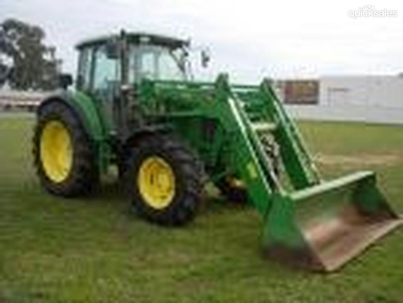 2007 John Deere 6320se Quicksales Com Au Item 1000035625