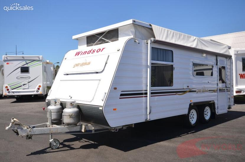 2008 Windsor Genesis 583s Quicksales Com Au Item 1000035104