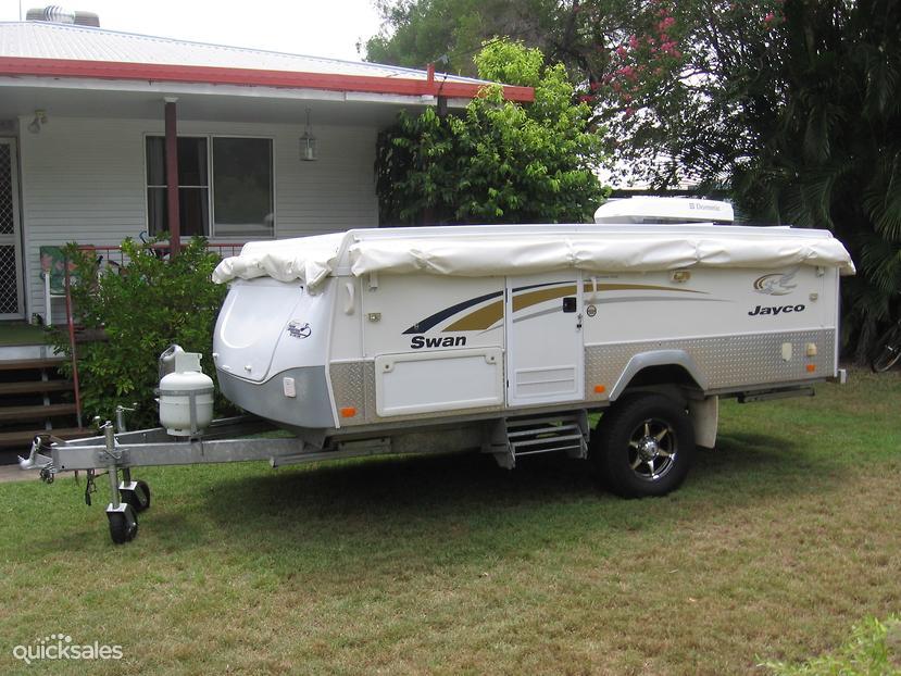 2010 Jayco Swan Outback Quicksales Com Au Item 1000158537