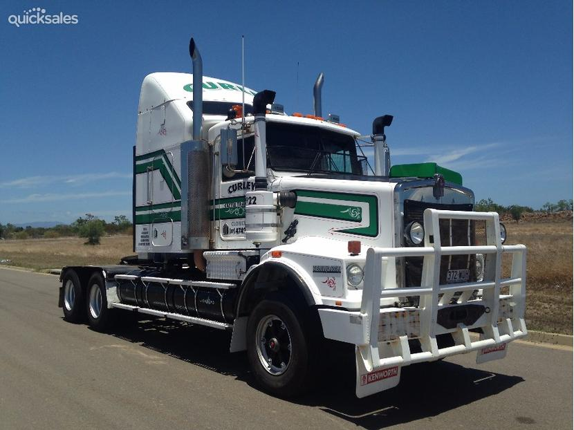 2004 kenworth t650 item 1000313897 for Table 52 townsville