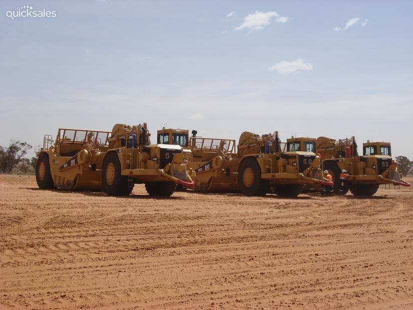 2005 Caterpillar 657g Quicksales Com Au Item 1000506331