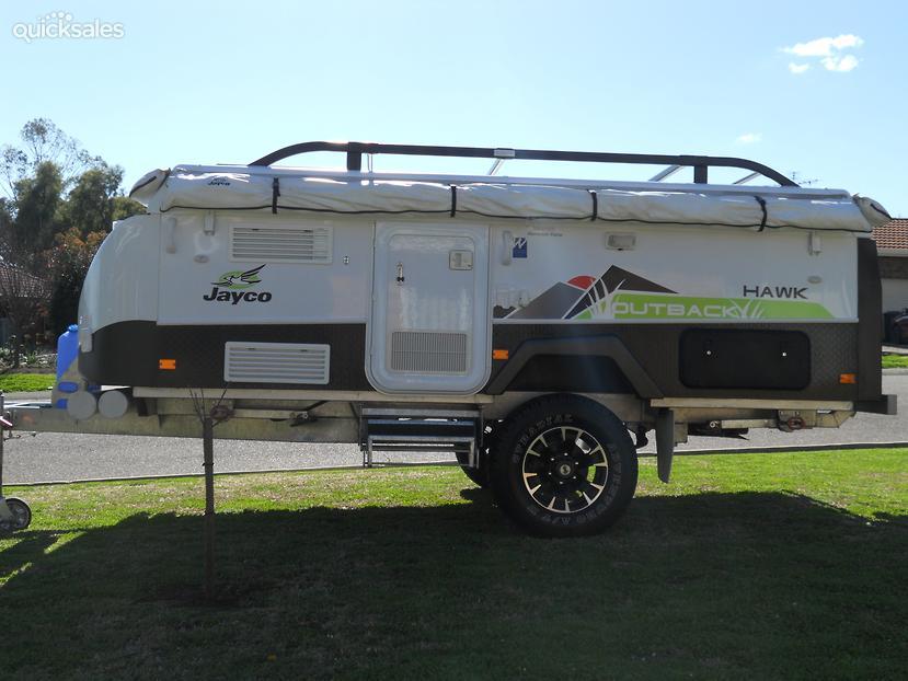 Amazing 2003 WINDSOR RAPID EXPANDER Also Suit Jayco Expander Buyer  Caravans
