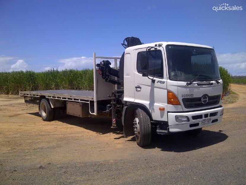 2004 Hino Ranger 9 Quicksales Com Au Item 1000046929