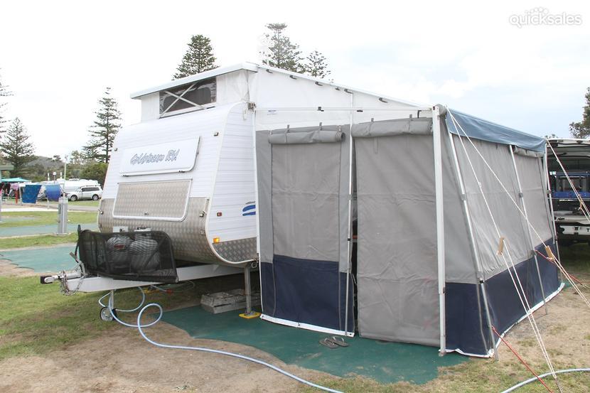 Creative 2000 GOLDSTREAM SAPPHIRE For Sale  Trade RVs Australia