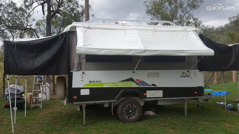 2013 Jayco Swan Outback Quicksales Com Au Item 1000537664
