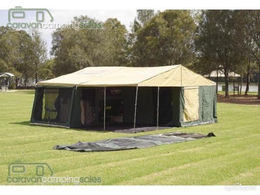 2013 Gic Camper Trailers Boxtrailer Quicksales Com Au