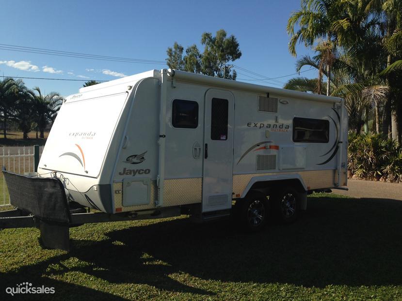 Simple 2016 Jayco Expanda Caravan 20641 Outback  Quicksalescomau Item