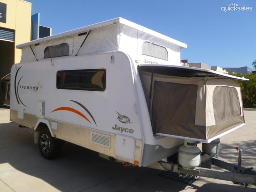 Cool Jayco Outback Expanda NSW Caravan Holiday Hire
