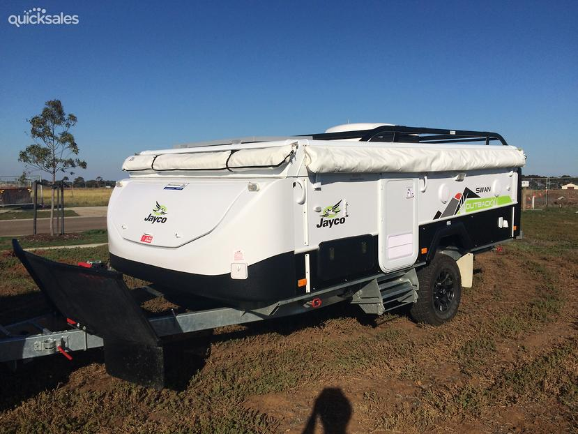 Creative Used 2010 Jayco Swan Outback For Sale In Lysterfield Vic 3156