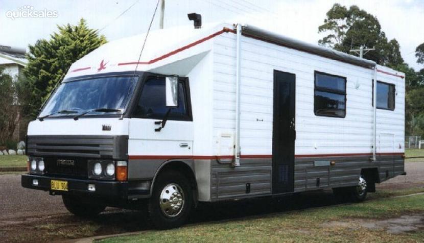 1993 Custom Built Motor Homes B Class