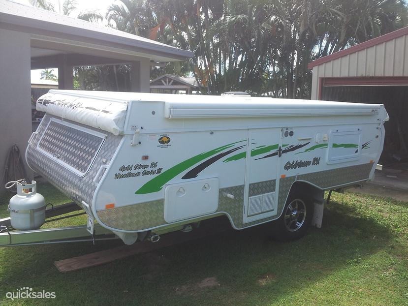 Awesome Goldstream Crown Camper For Sale In Warana QLD  Goldstream Crown