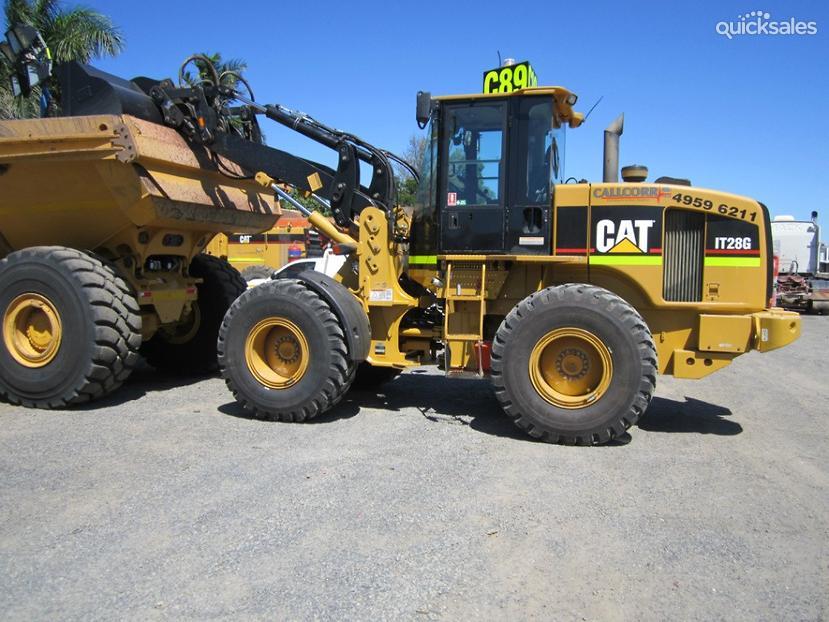 2004 Caterpillar It28g Quicksales Com Au Item 1000032807