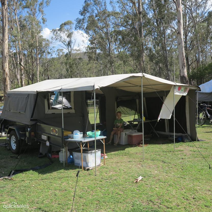 Lastest Ezytrail Off Road Camper Trailers  Buckland SE Off Road Model