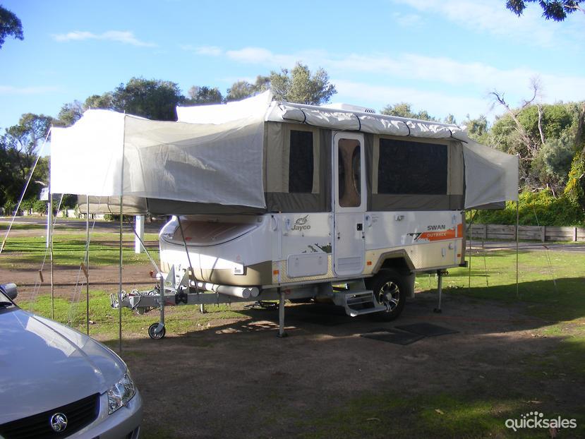 New Camper Trailer Sleeps 45