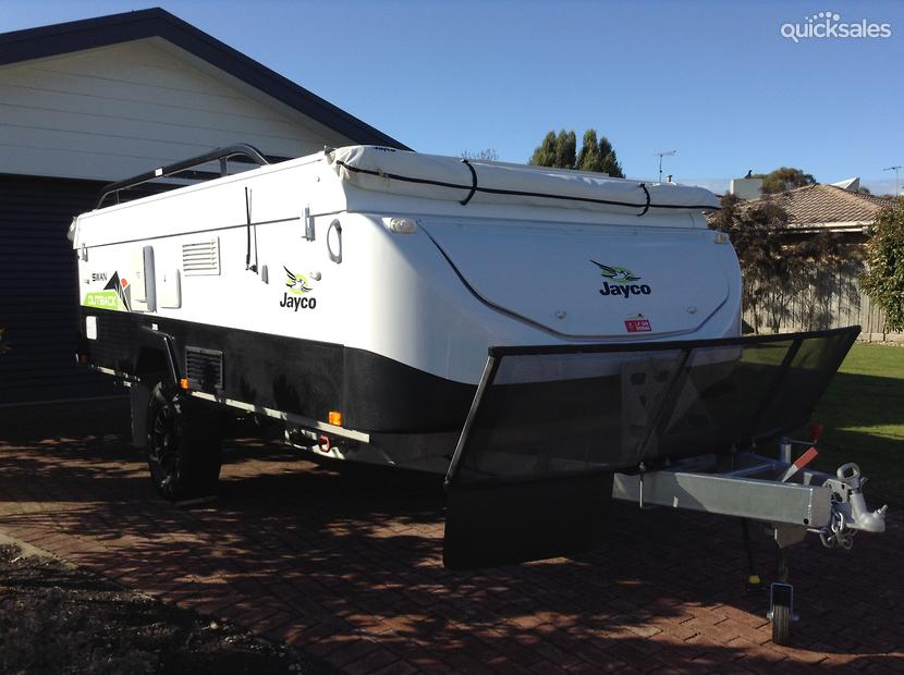 Original New JAYCO SWAN OUTBACK RV Towing For Sale