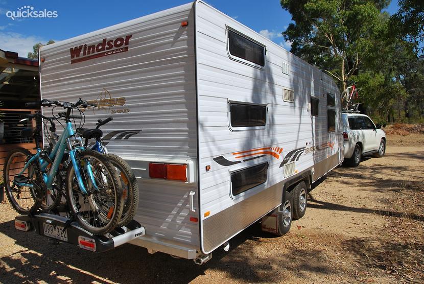 2011 Windsor Genesis Caravan Gc 705s Ltd Quicksales Com