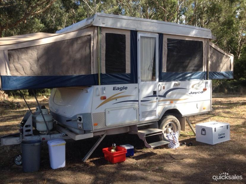 Perfect 2004 Jayco Camper Submited Images  Pic2Fly