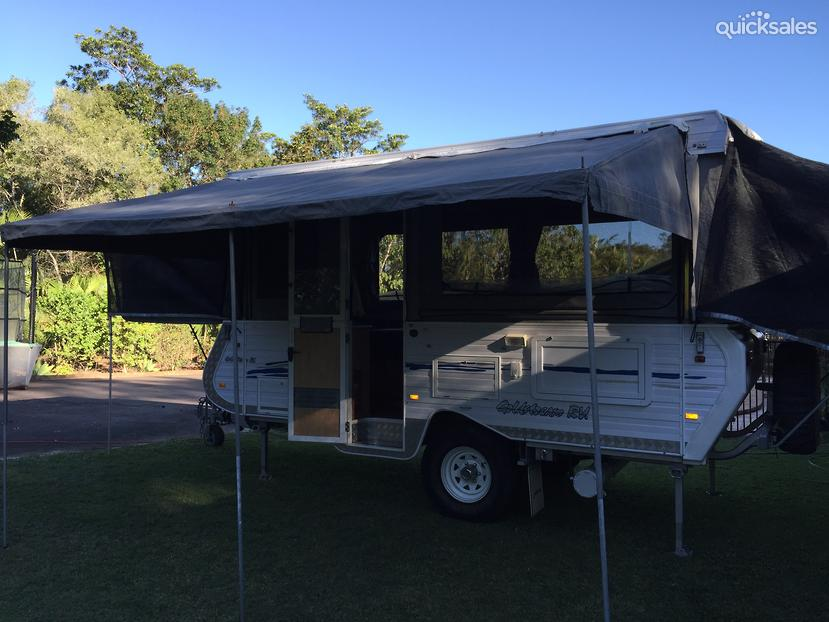 Popular 2011 Goldstream STORM For Sale  Caravan Camping Sales
