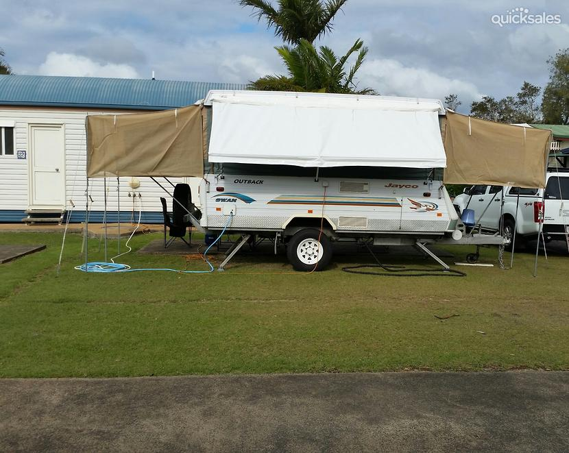 Jay Feather Sport Travel Trailer Weather Cover