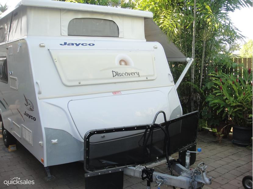 2010 jayco discovery item 1000485085 for Table 52 townsville
